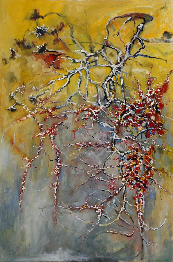 Oil Painting - Bittersweet Fool by Robert James Hacunda