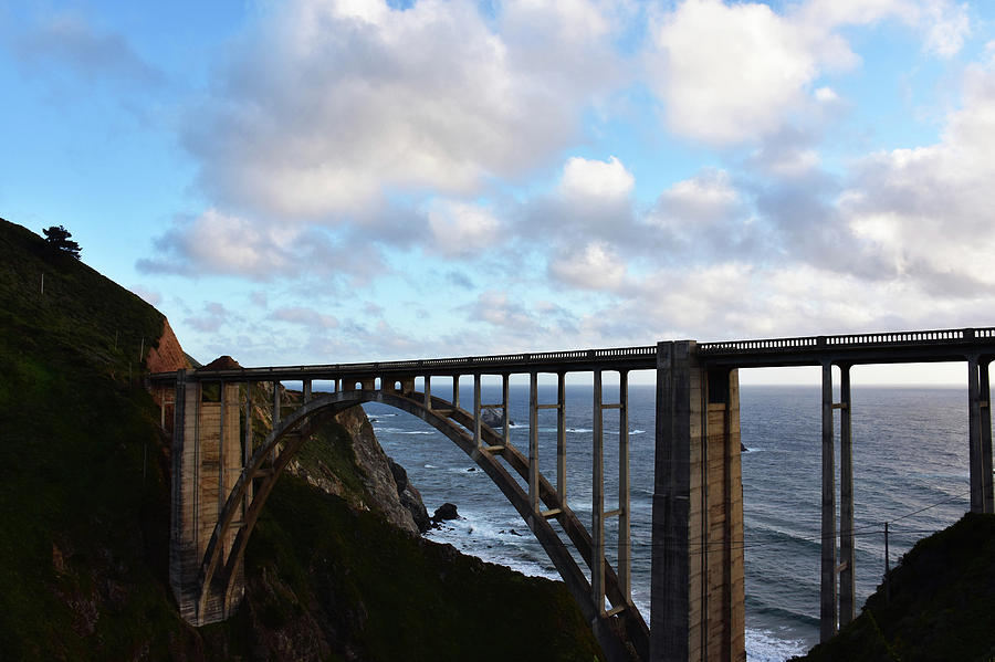 Bixby Bridge - Big Sur, CA by Kyle Warren