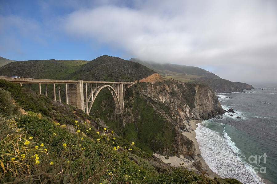 Bixby Bridge by Shishir Sathe