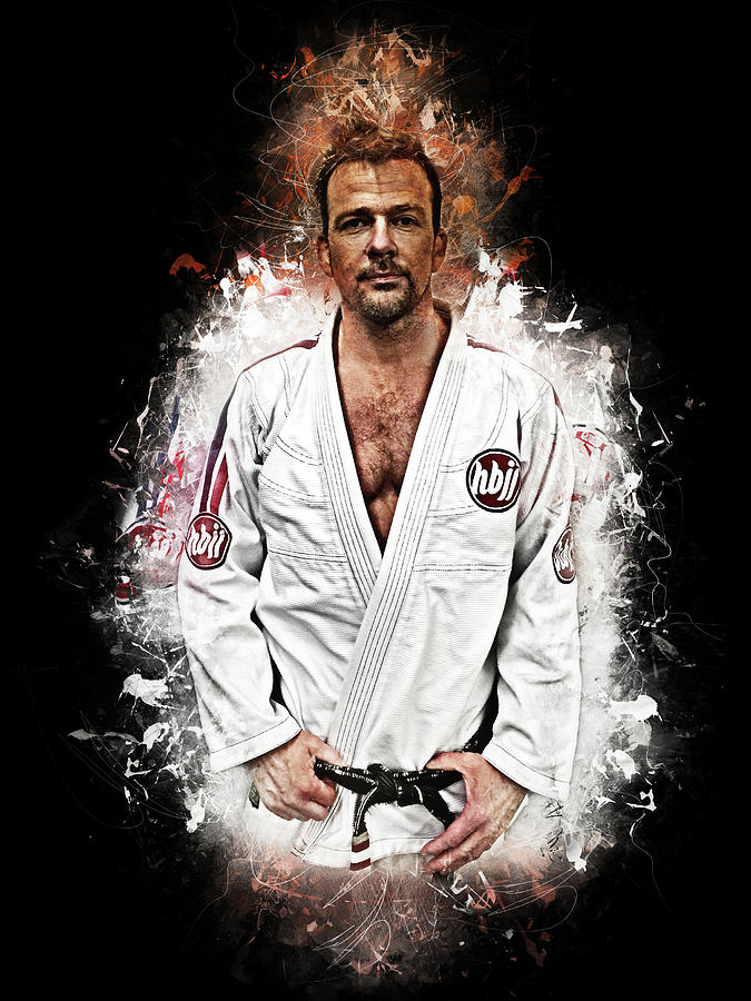 BJJ Flanery by Flanery Art Designs