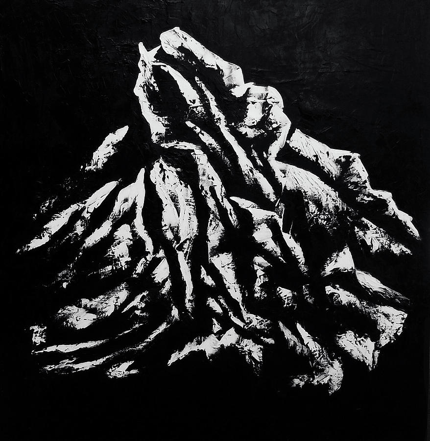 Black and White 1 by Ara Elena