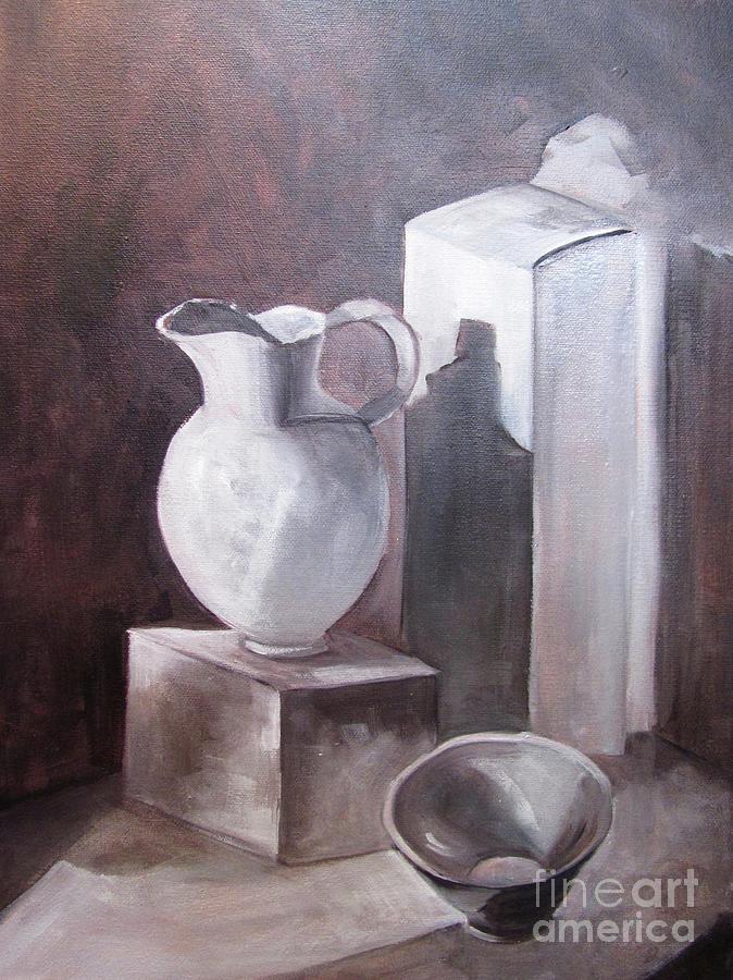 Black and White  by Barbara Haviland