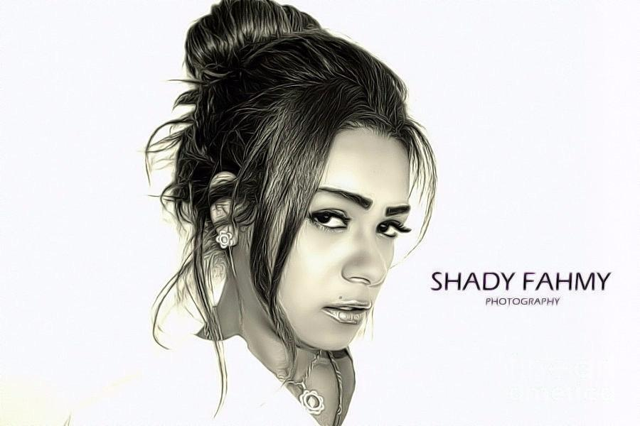 Black And White Photograph by Shady Fahmy