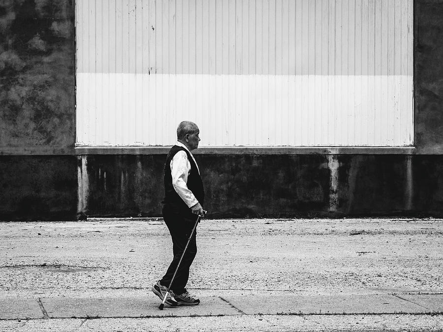 Black And White Photograph - Black And White Street Photography by Dylan Murphy
