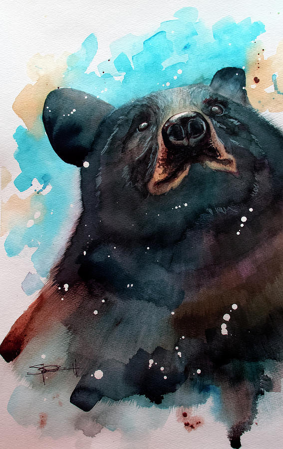 Black Bear by Sean Parnell