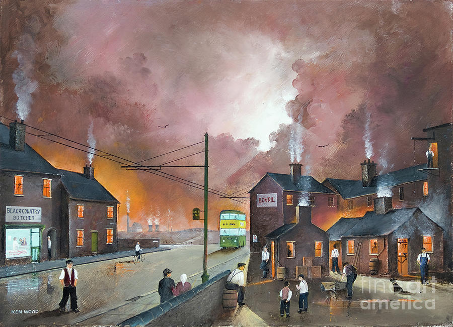 Black Country Community by Ken Wood