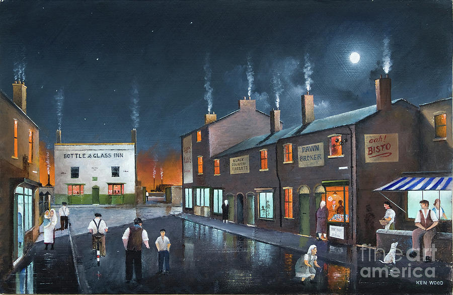 Black Country Friday Night by Ken Wood