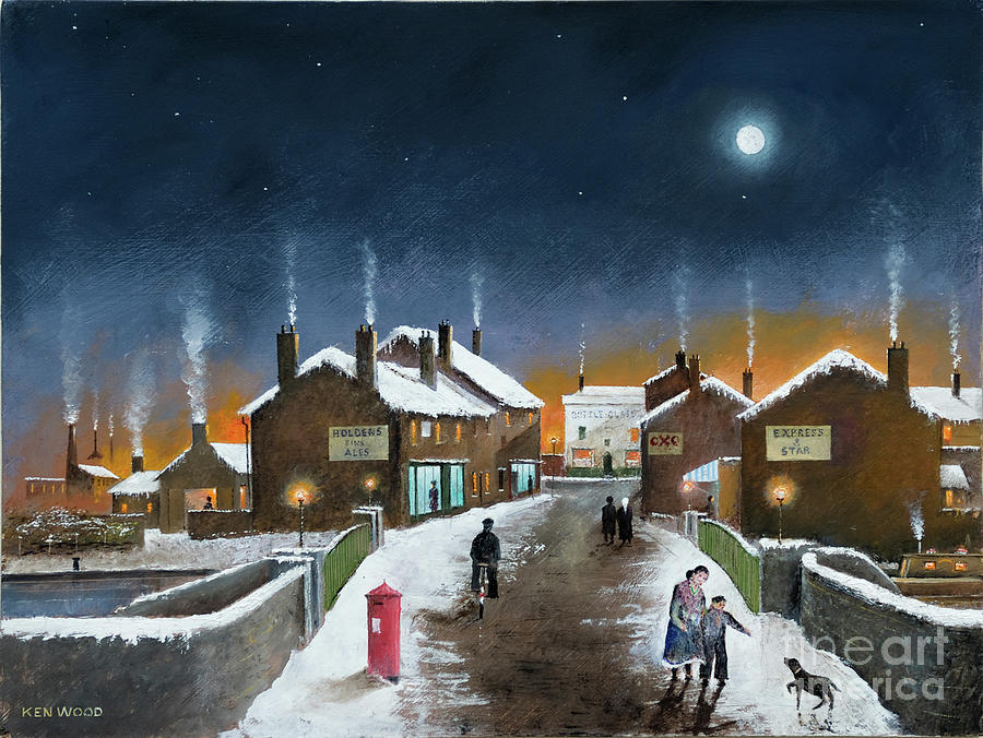 Black Country Winter by Ken Wood