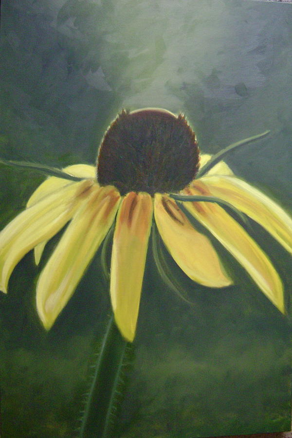 Flower Painting - Black Eyed Susan by Toni Berry