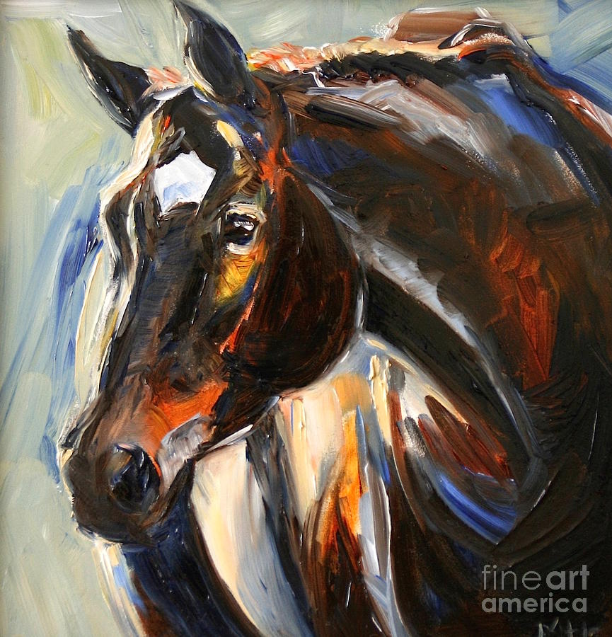 Black Horse Oil...