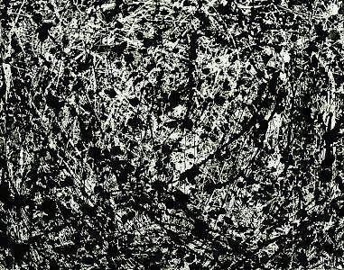 Black Painting - Black by Indrid Cole