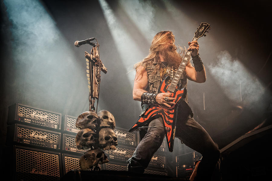 Black Label Society II by Stefan Nielsen