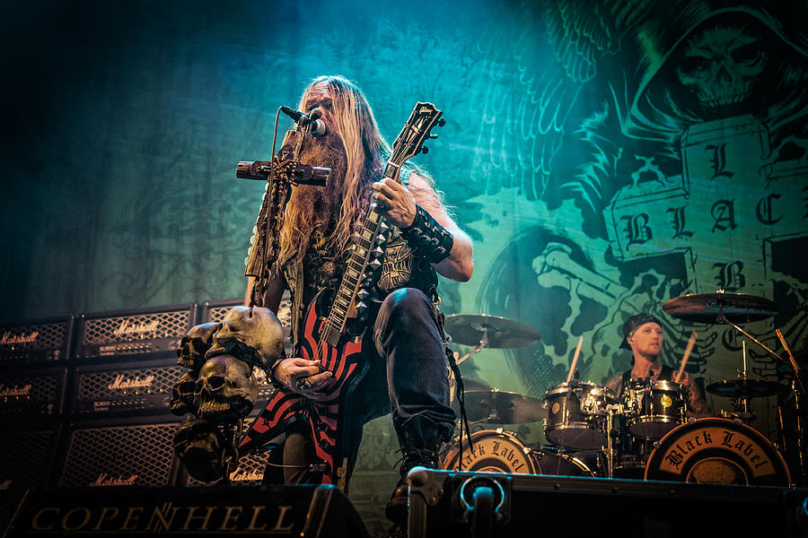 Black Label Society by Stefan Nielsen
