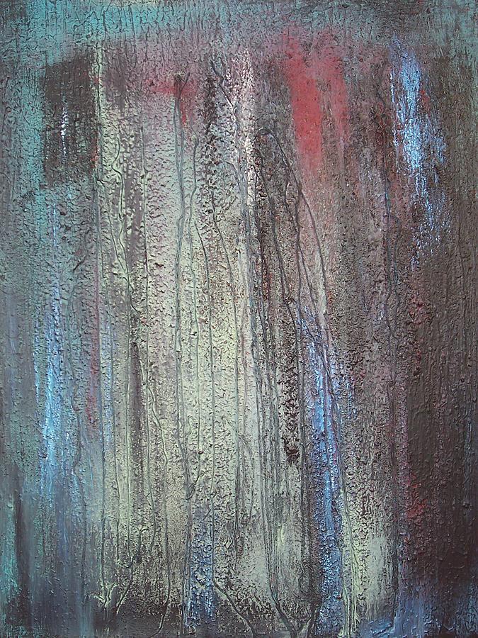 Paintings Painting - Black No 2  Sold by Elizabeth Klecker
