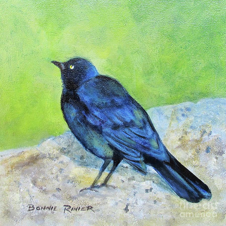 Blackbird Bye Bye by BONNIE RINIER