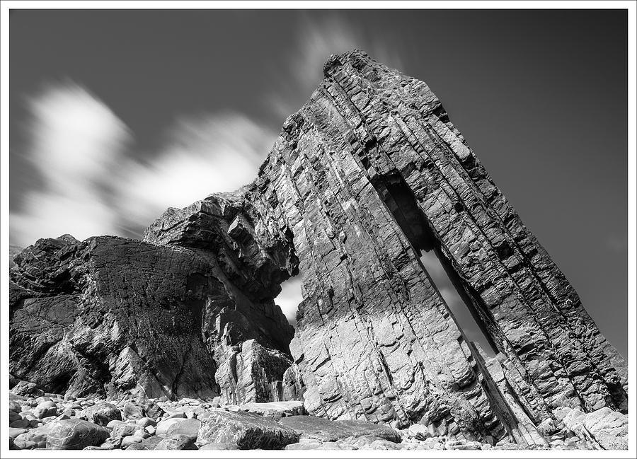 Blackchurch rock by Richard Greswell