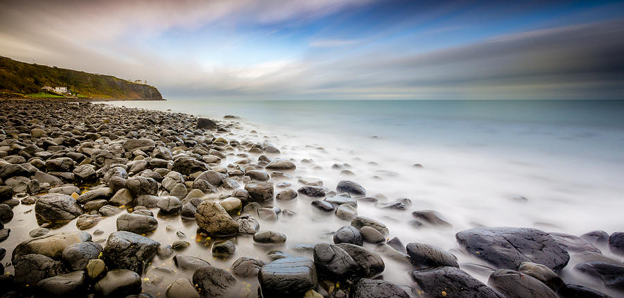 Beach Photograph - Blackhead From Whitehead by Glen Sumner