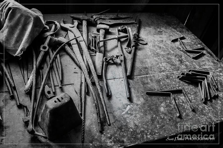 Blacksmith's Tools 2 by Scott Parker