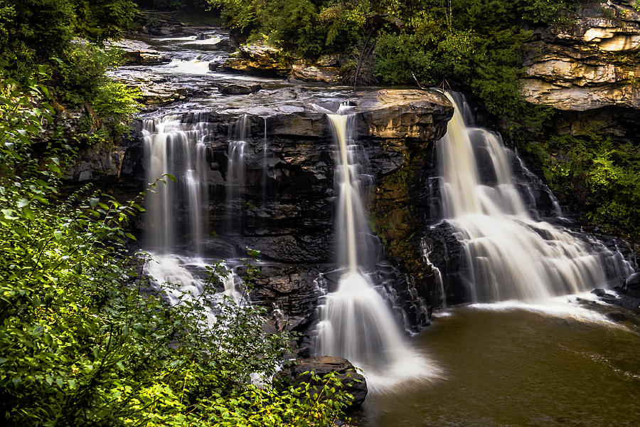 Blackwater Falls by Jorge Perez - BlueBeardImagery