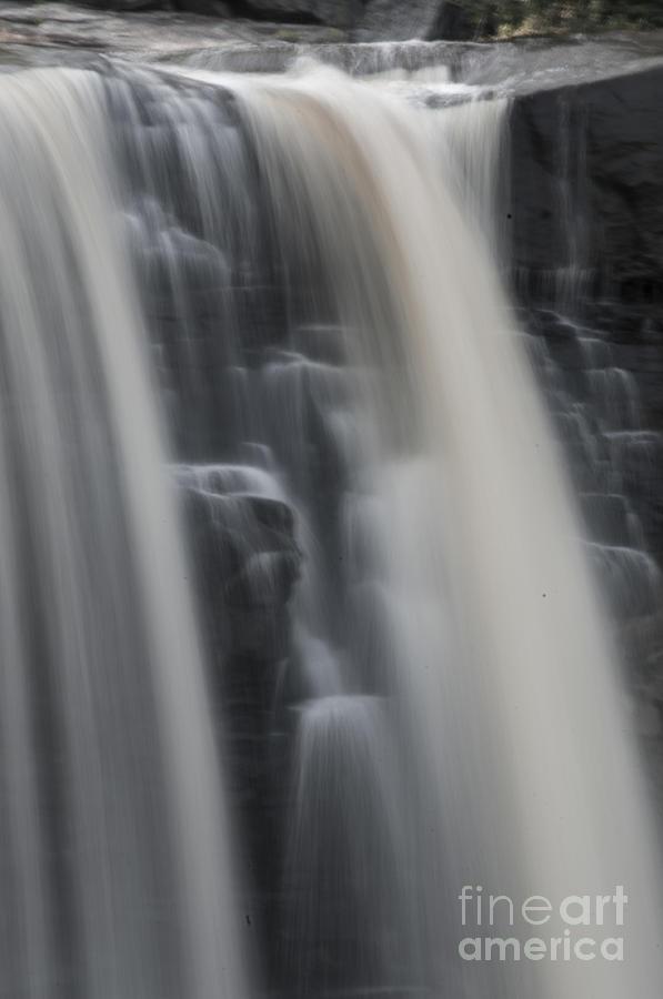 2011 Photograph - Blackwater Falls by Lauren Brice