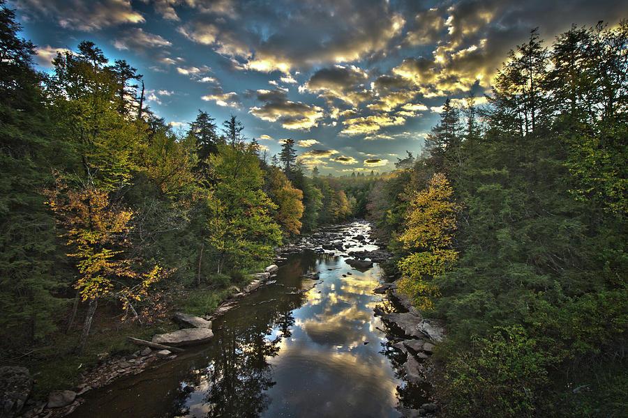 Blackwater River by Daniel Houghton