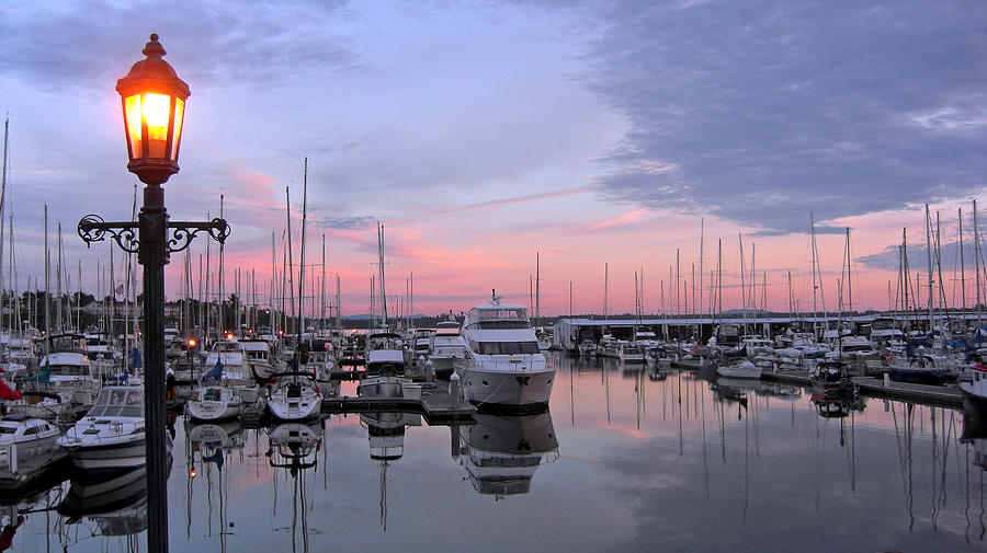 Sunsets Photograph - Blaine Sunset by Matthew Adair