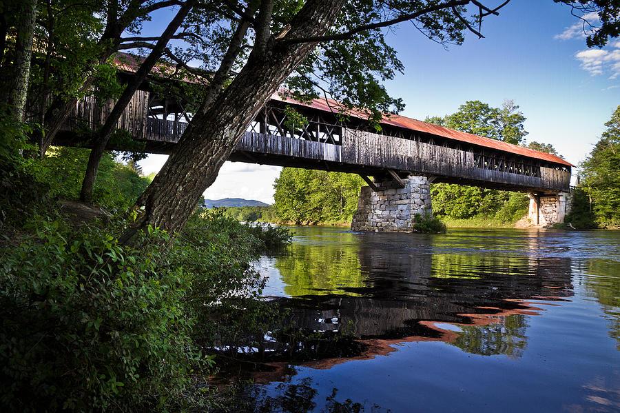 Blair Bridge Photograph - Blair Bridge by Robert Clifford