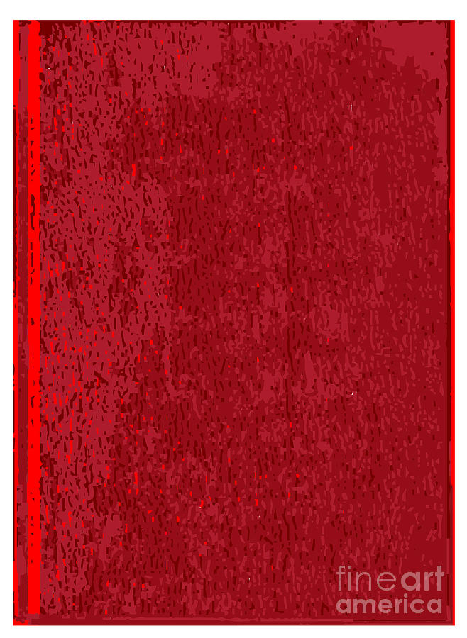 blank red book cover by bigalbaloo stock  fine art america