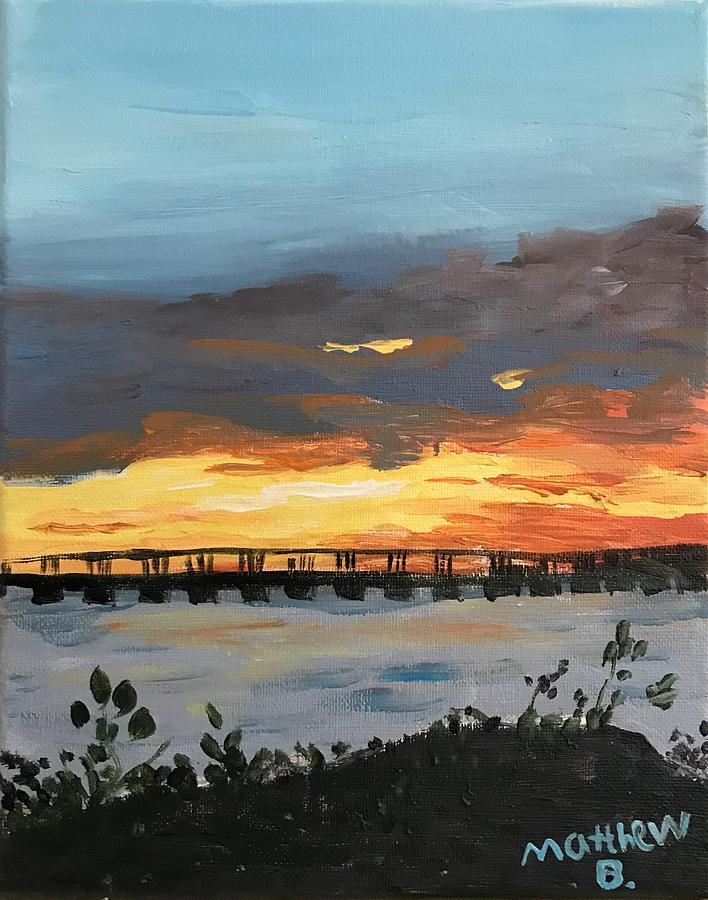 Blazing Sun by Matthew B
