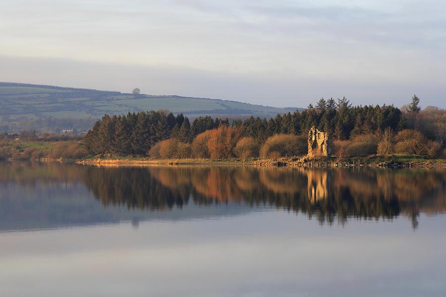 Lake Photograph - Blessington Lakes by Phil Crean