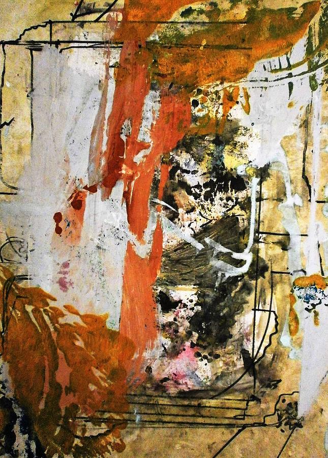 Painting Painting - Blight by Hugo Razlerfight