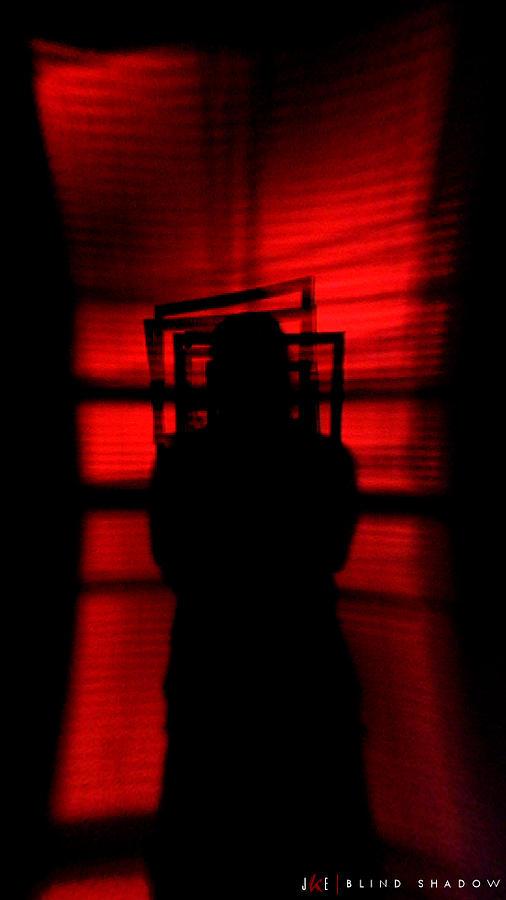 Abstract Photograph - Blind Shadow by Jonathan Ellis Keys