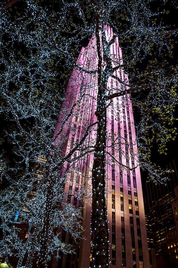 New York City Photograph - Bling by Az Jackson