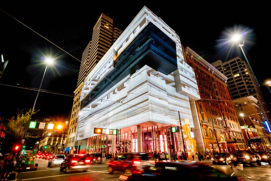 BLINK Cincinnati - Contemporary Arts Center by Craig Bowman