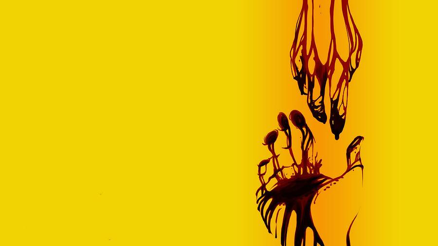 Blood Digital Art - Blood by Dorothy Binder