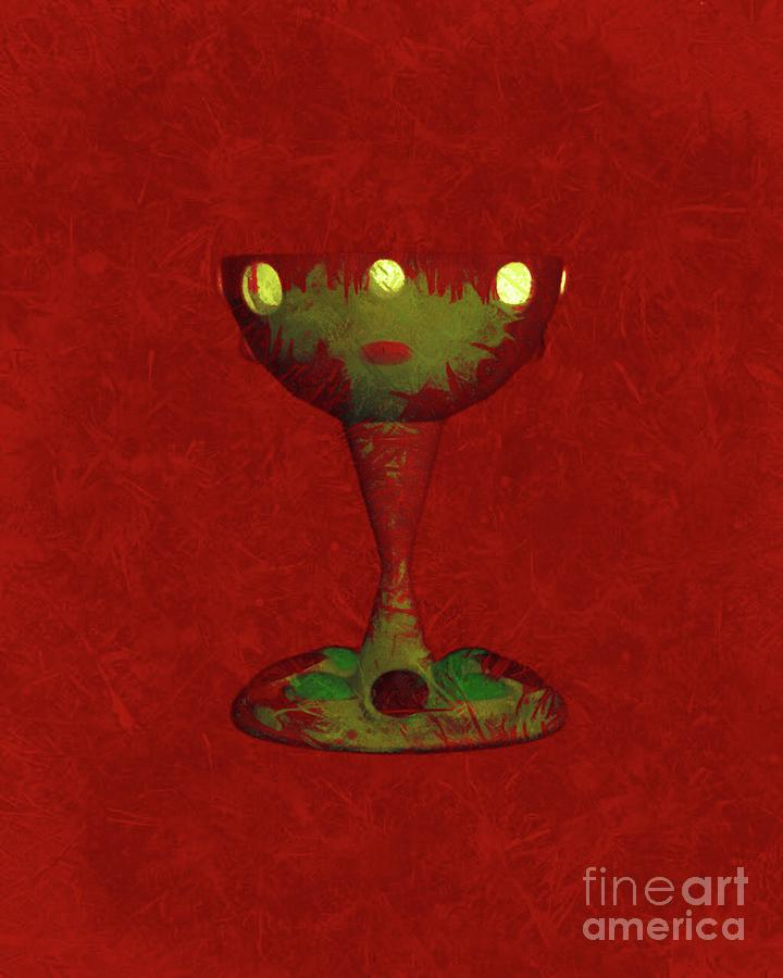 Chalice Grail Fine Art Painting