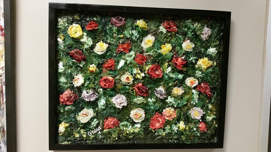 Bloom Sculpture by Ghena Ezzo