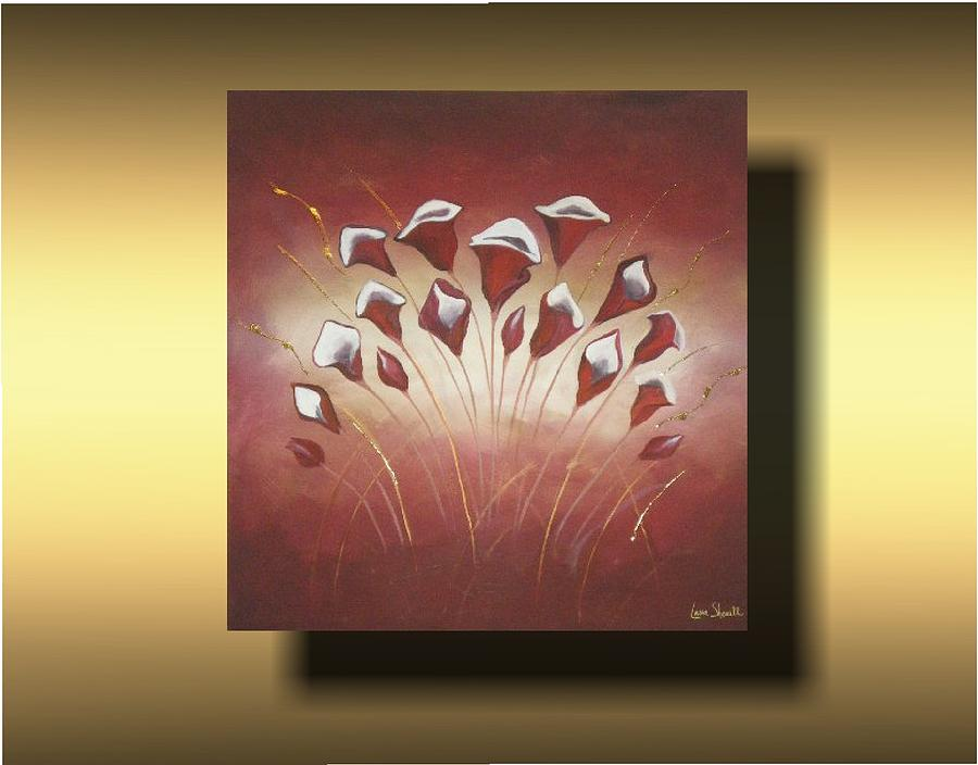 Contemporary Painting - Bloom by Laura Sherrill
