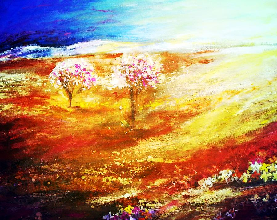 Blossom Dawn by Winsome Gunning