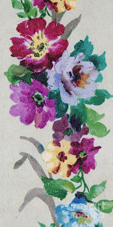 Flowers Mixed Media - Blossom Series No.6 by Writermore Arts