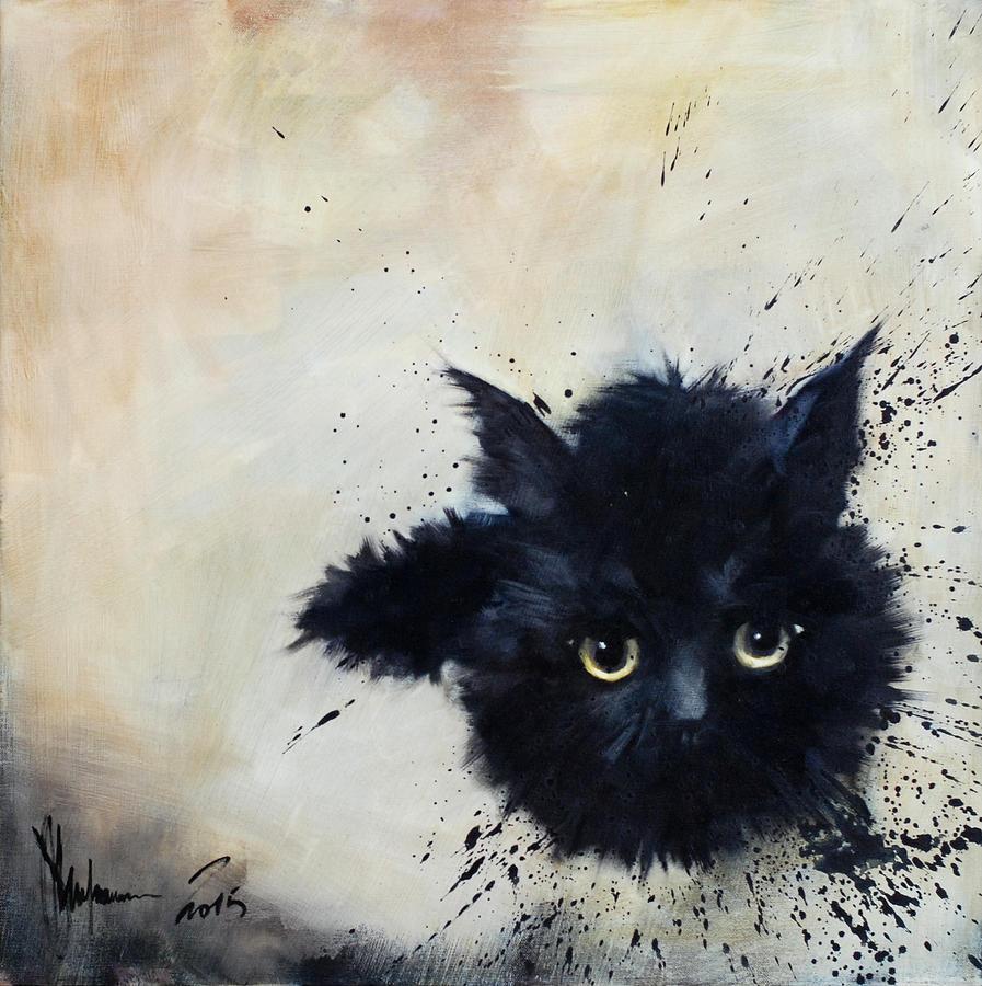Blotch Painting - Blotch by Igor Shulman