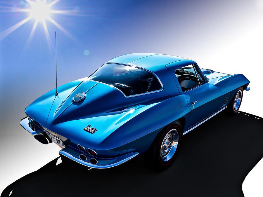 Classic Digital Art - Blue 67  by Douglas Pittman