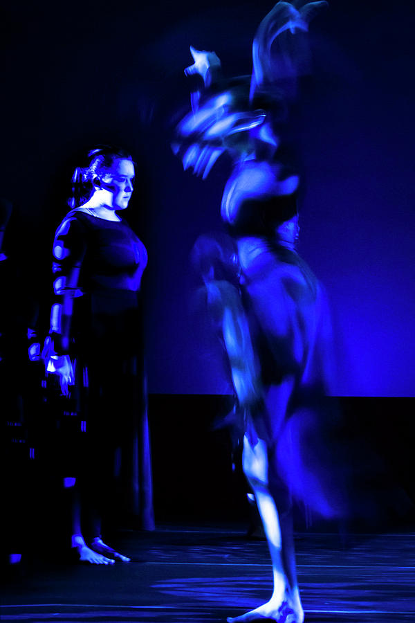 Blue Banshee by Frederic A Reinecke