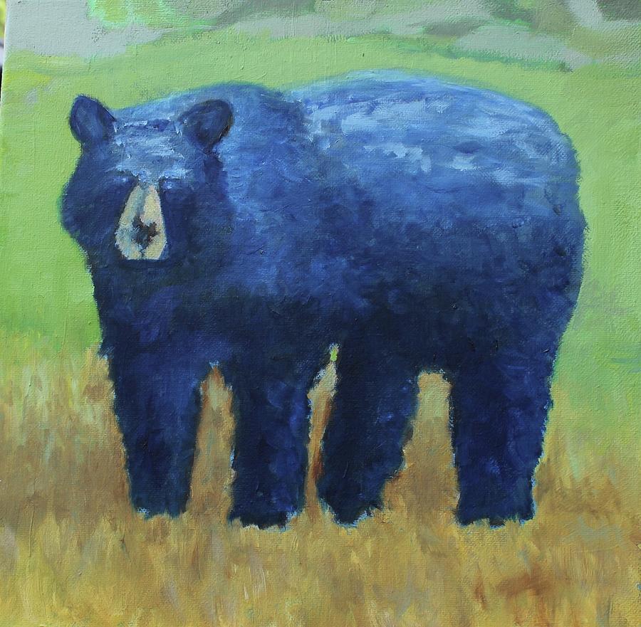 Blue Bear by Dennis Sullivan