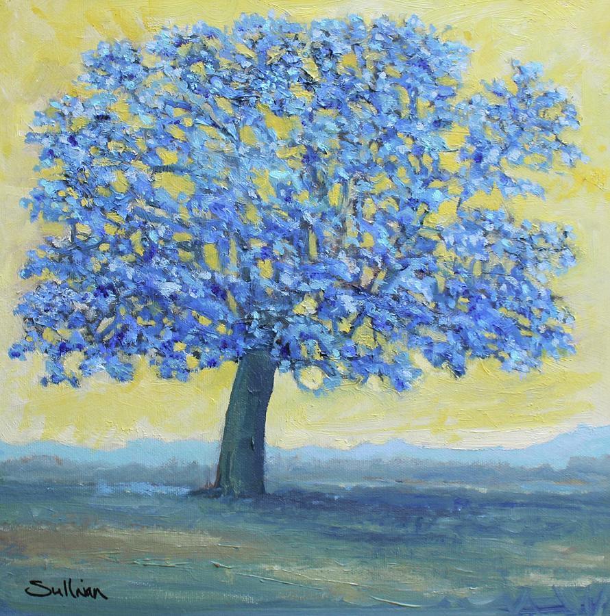 Blue Breeze by Dennis Sullivan