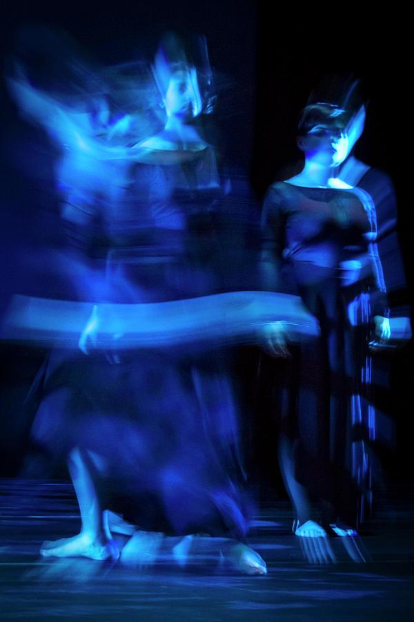Blue Dance by Frederic A Reinecke