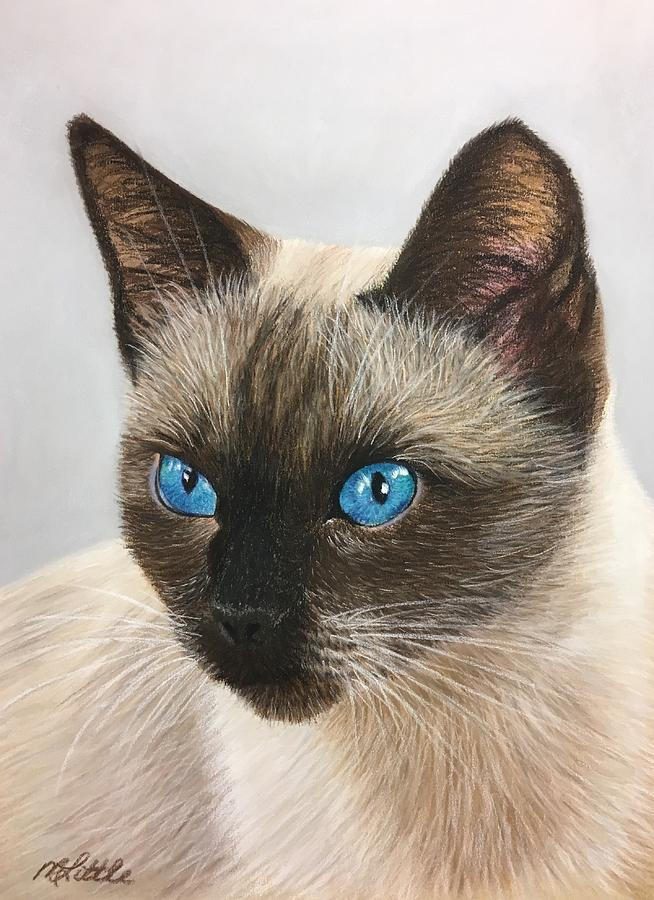 Blue Eyes by Marlene Little