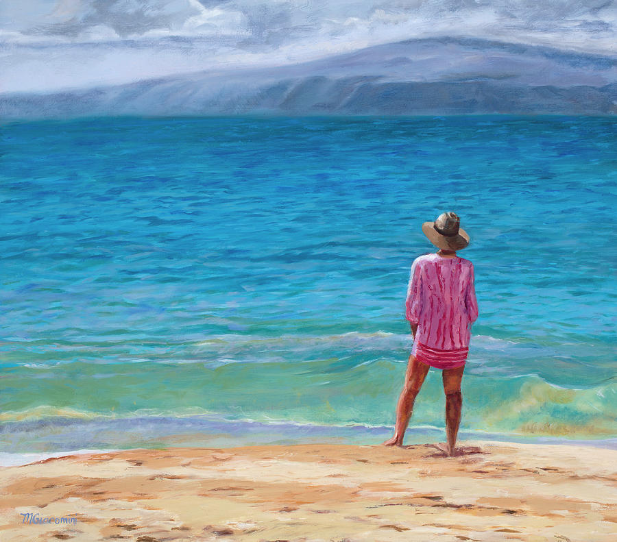 Blue Hawaii by Mary Giacomini