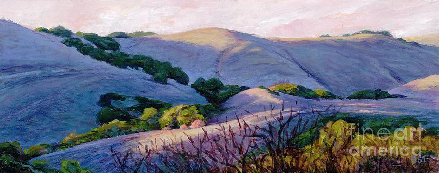 Blue Hills by Betsee Talavera