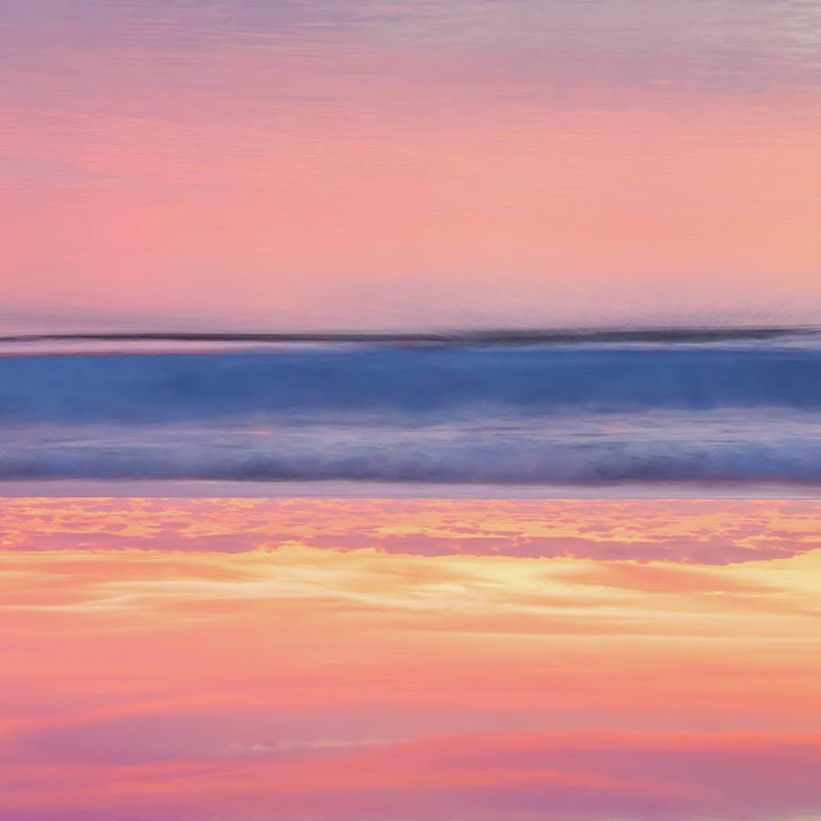 Sunrise Photograph - Apricot Delight by Az Jackson